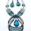 Necklace set-white bkgrnd