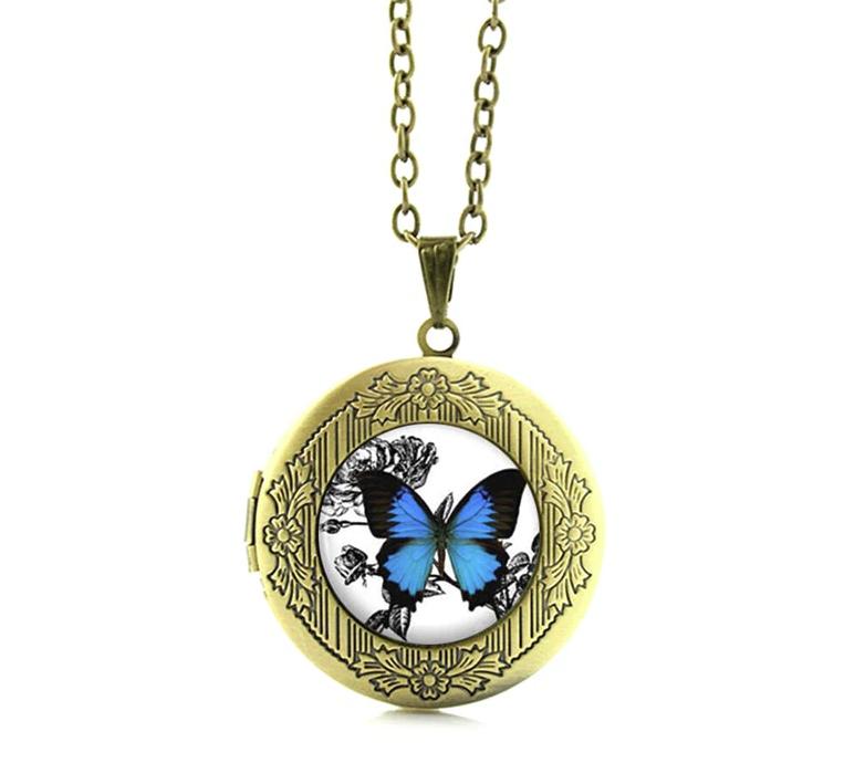 PA-118_Vintage-look-Butterfly-Locket-Pendant_Blue-Morpho_bronze.png