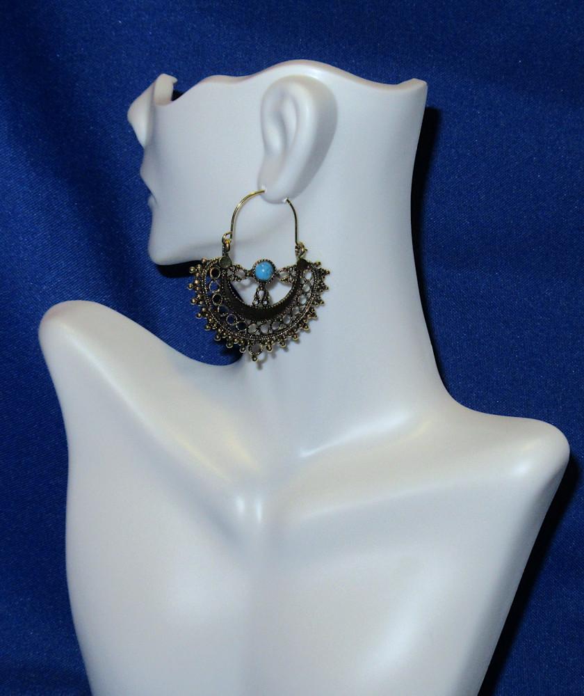PA-122-Turquoise-and-Metal-Semicircle-Hoop-Earrings_bronze1.jpg