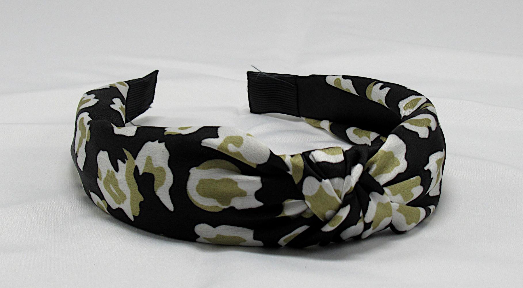 RJ-HB01_Leopard Print Knotted Headband-Black2