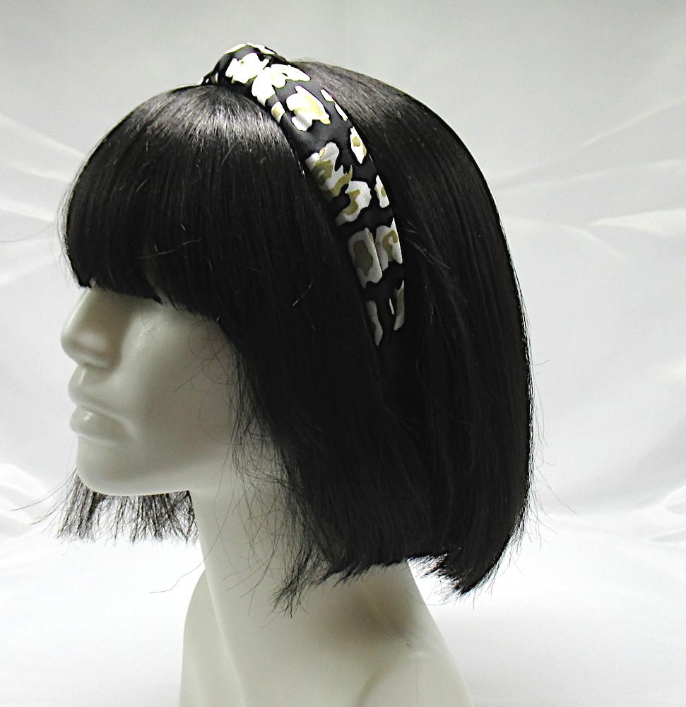 RJ-HB01_Leopard Print Knotted Headband-Black5
