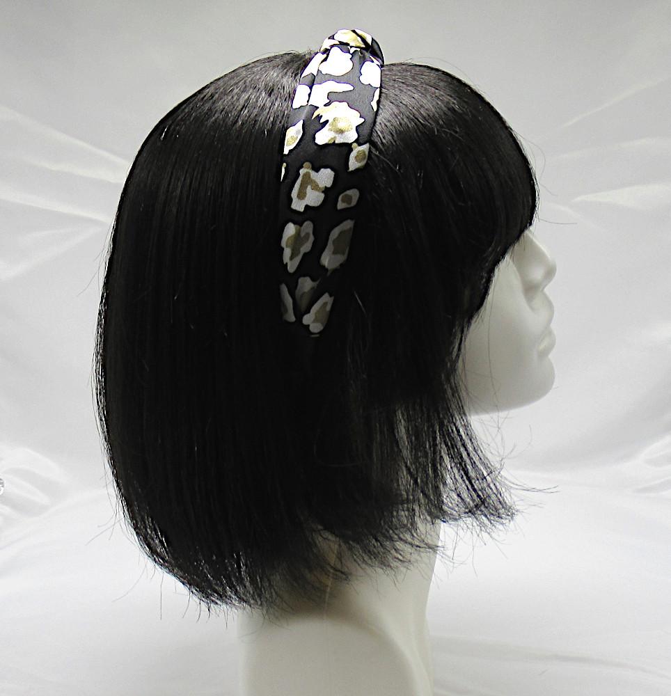 RJ-HB01_Leopard Print Knotted Headband-Black6