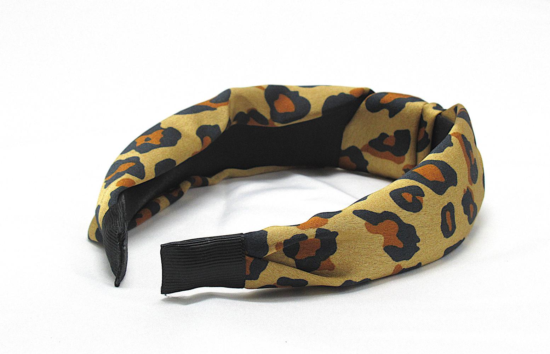 RJ-HB03_Leopard Print Knotted Headband-Brown4